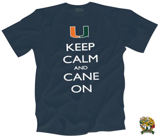 keep calm and cane on