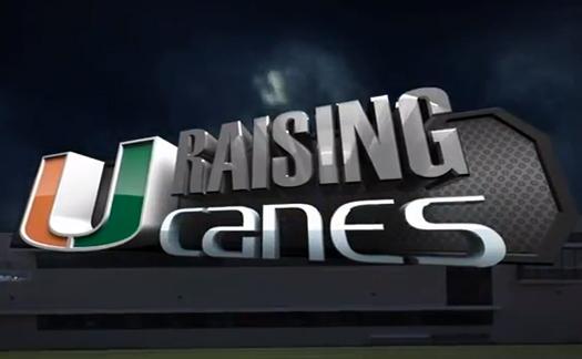 raising canes 3 penny films allcanes.com allcanesblog.com miami hurricanes
