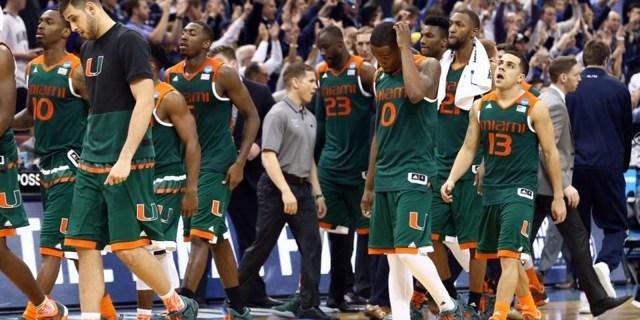 miami hurricanes basketball march madness the u villanova wildcats ncaa tournament