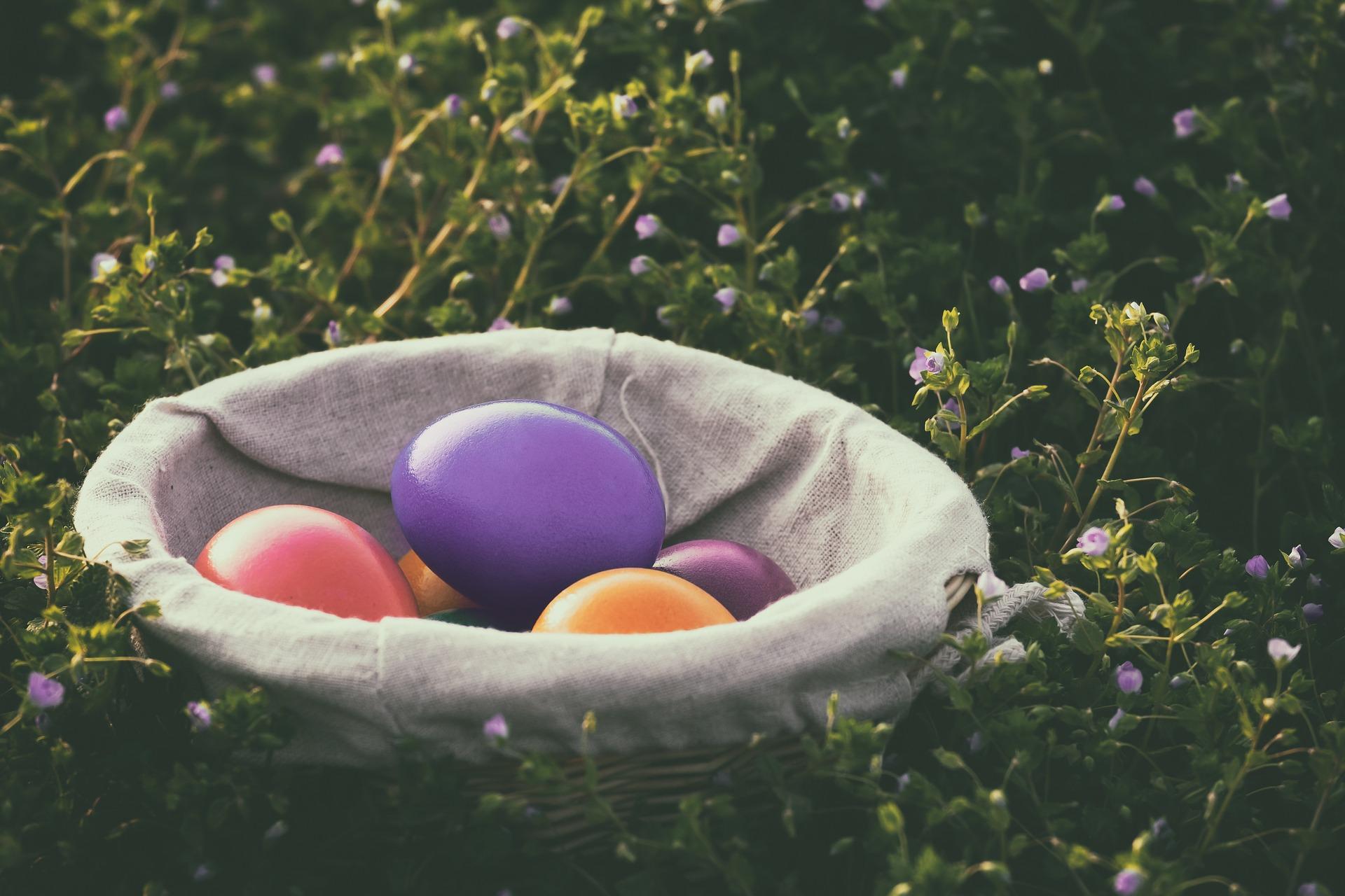 Celiac-safe easter basket