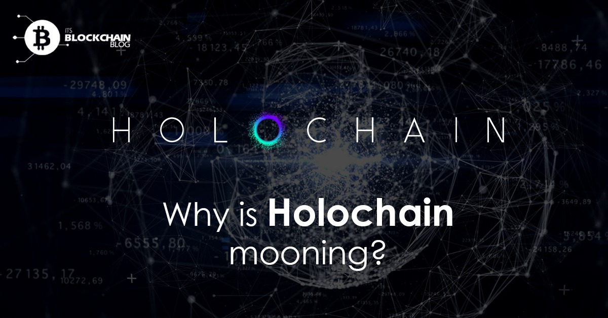 HOLOCHAIN Price Surges-Possible Holochain Mozilla Partnership