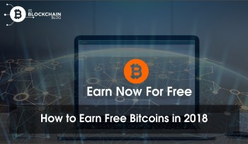 free bitcoins in 2018