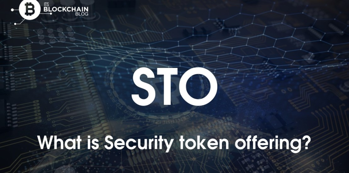 What is Security token offering