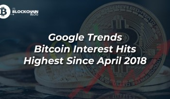trending : bitcoin interest high