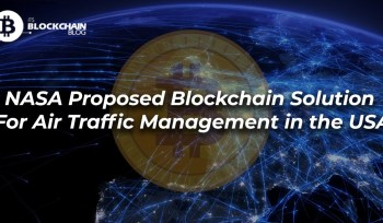 NASA Proposed Blockchain Solution For Air Traffic