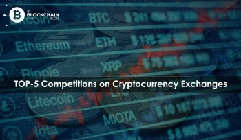 Competitions on Cryptocurrency Exchanges