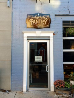front door of Miss Rachel's Pantry in Philadelphia