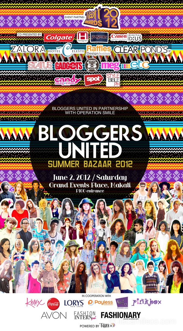 Bloggers United 3