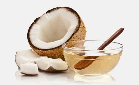 diet and cocnut oil