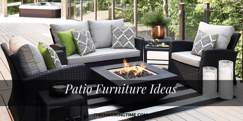 Tips For Choosing Best Patio Furniture 2019 Its Charming Time
