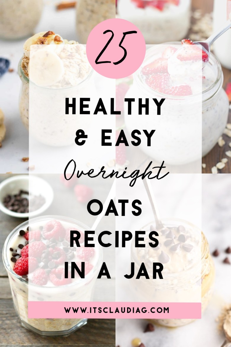 Healthy-and-Easy-Overnight-Oats-Recipes-In-A-Jar