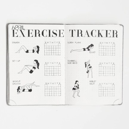 Illustrated Exercise Tracker