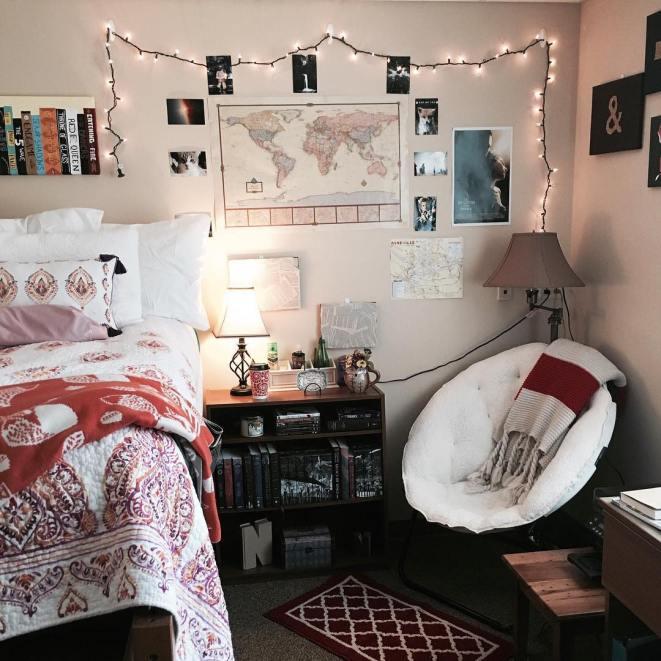 Dorm Room Ideas Aesthetic