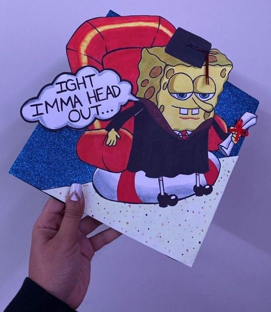 cute graduation cap ideas