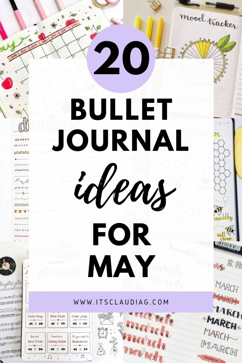 may bullet journal