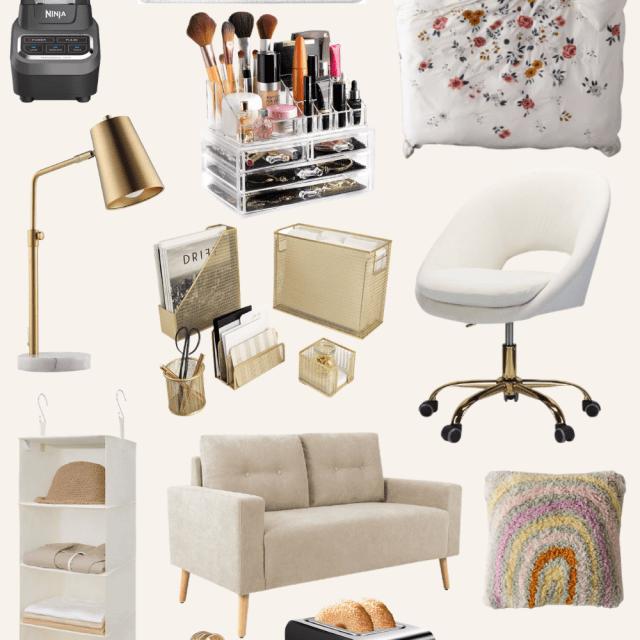 college apartment essentials
