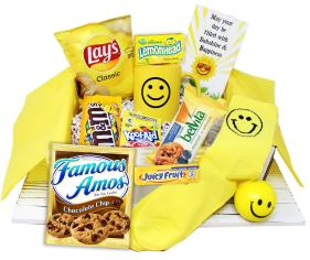 ideas for care packages for college students