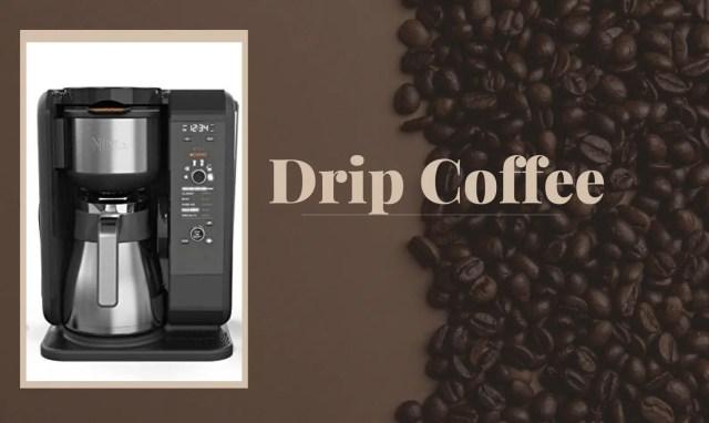 Drip Coffee Percolator vs Drip Coffee Maker