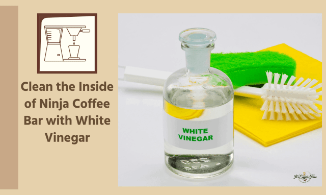 Clean the Inside of Ninja Coffee Bar