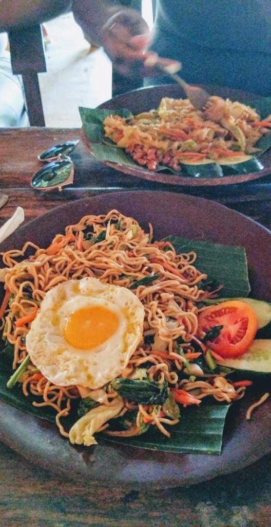 More Nasi Goreng (veggie)