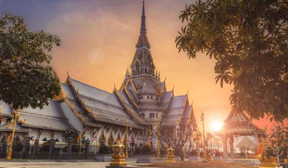 Visiting Bangkok