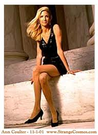 ann coulter sexy