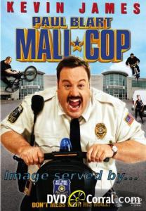 Paul Blart, Mall Cop Poster