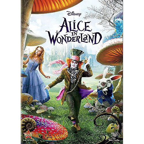 alice in wonderland tim burton