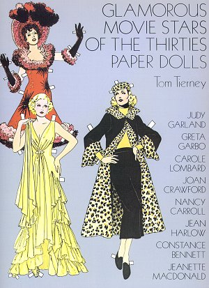 movie star paper dolls