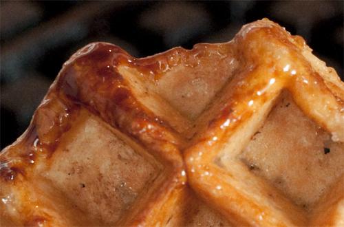liege belgian waffle