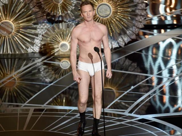 neil patrick harris oscars birdman underwear