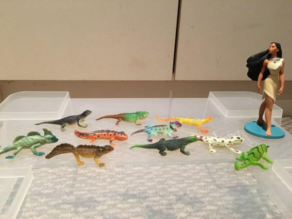 pocahontas-lizards