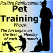 Positive Pet Training Blog Hop