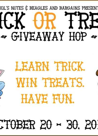 Trick or Treat Giveaway Hop | 2016