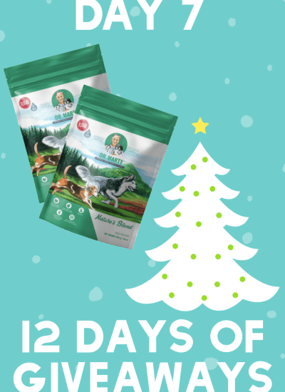 Feeding your floof can be difficult. We have a food we're sure your dog will love. Enter the giveaway on It's Dog or Nothing!
