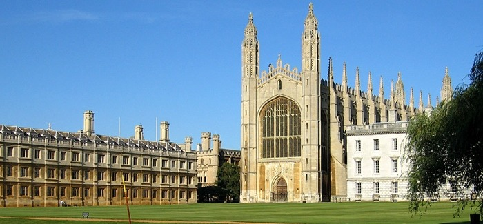 Cambridge Ranked Number One in the Good University Guide 2018