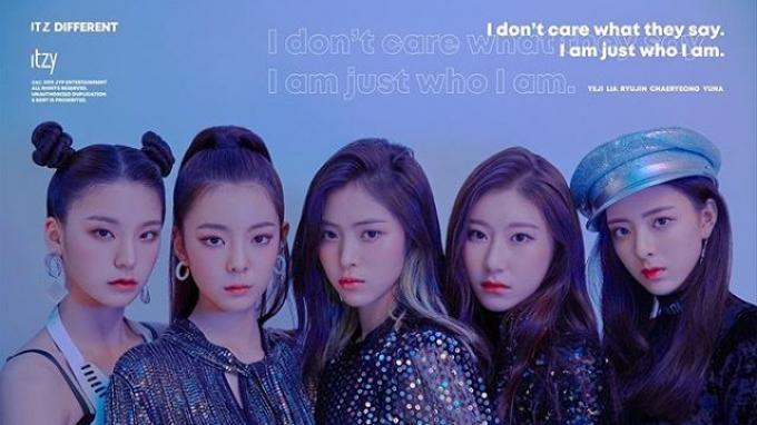 Lirik Lagu ITZY 'Dalla Dalla' Girlband JYP Entertainment