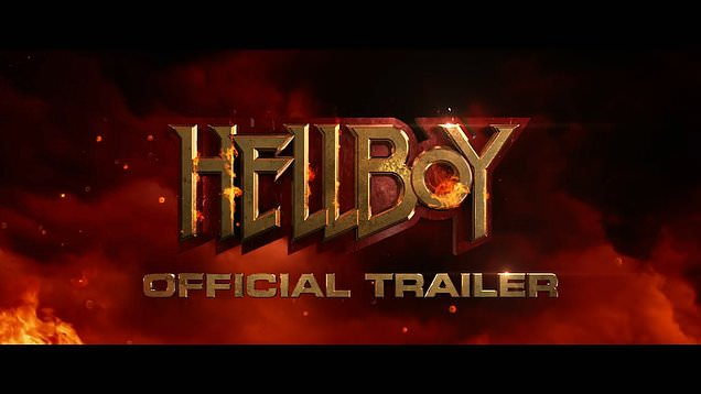 "Review Trailer Film Kedua Hellboy ""Smash Things"" 2019"
