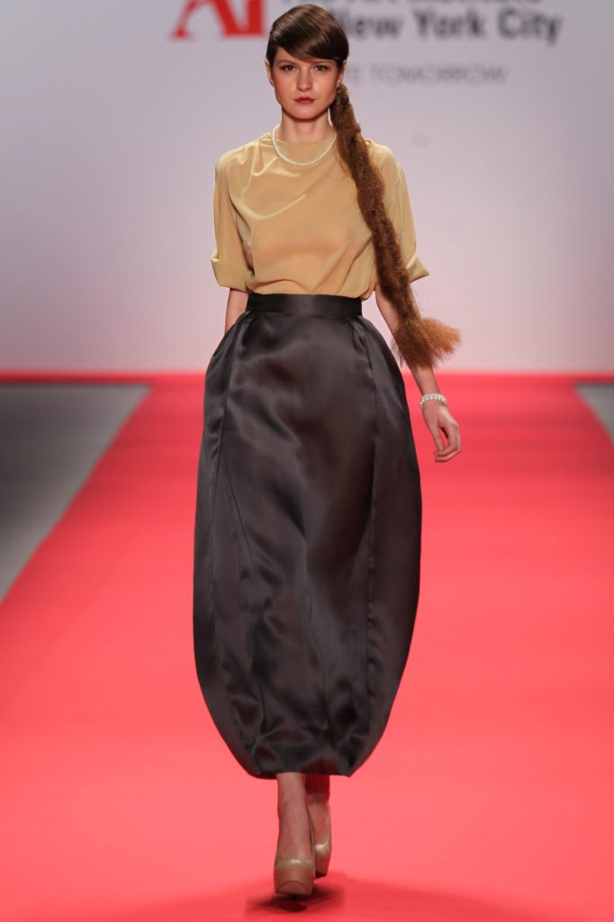 long skirt spring trends 2015