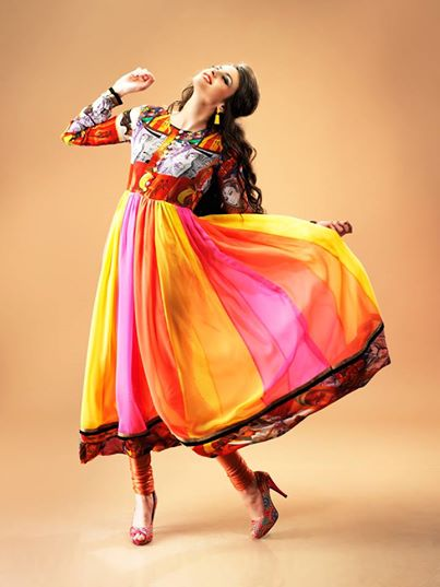 digital print dresses 2015
