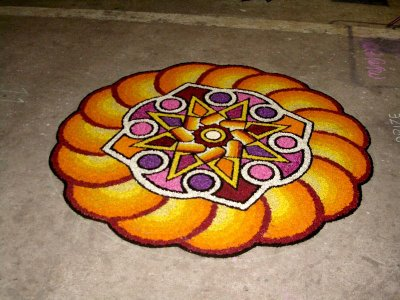 rangoli for dussehra vijaya dashmi