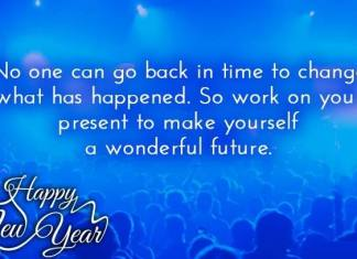 Happy New Year Greetings Messages 2019