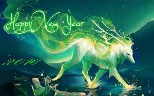Happy New Year 2017 Greetings Messages Wallpaper