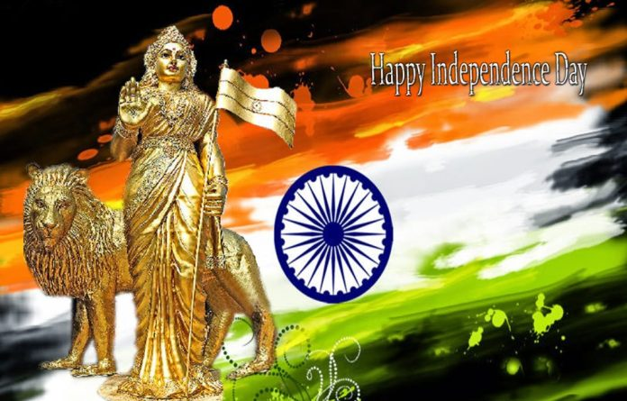 independence-day-i-love-my-india happy independence day bharat mata picture