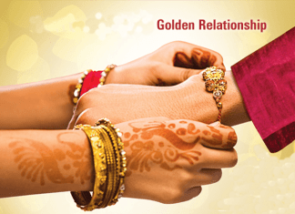 Raksha bandhan messages Greetings 2015
