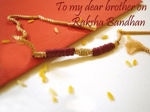 to-my-dear-brother Happy Rakshabandhan images-min