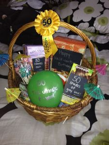 Gift Ideas for Moms 50th Birthday