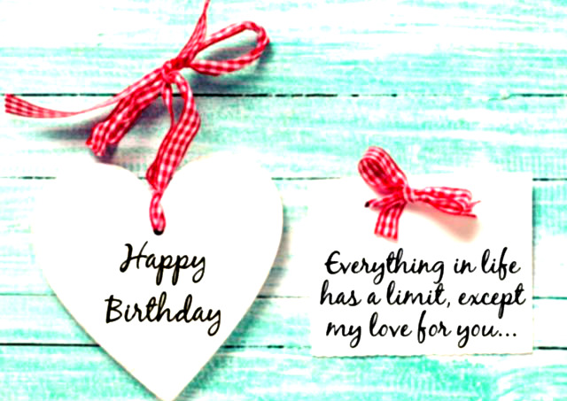 Happy Birthday wishes and images for girlfriend