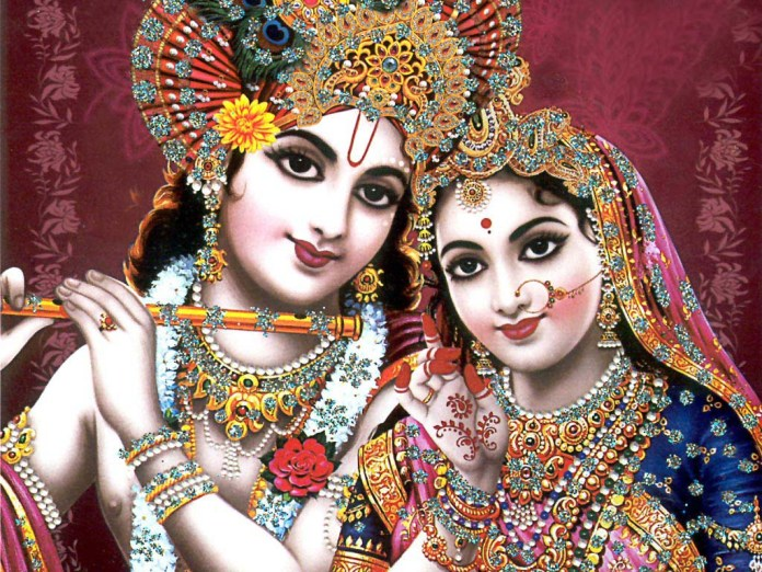 Radha Krishna Wallpaper Hd For PC god-radha-krishna