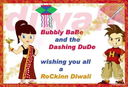 happy-diwali-scraps glitter graphics cards funny